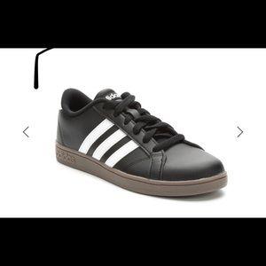 Adidas baseline size 12 toddler shoes